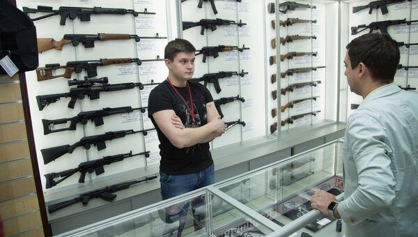 Концерн Калашников открыл первую бренд-зону на территории стрелкового клуба в Брянске