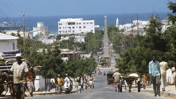 Город Могадишо