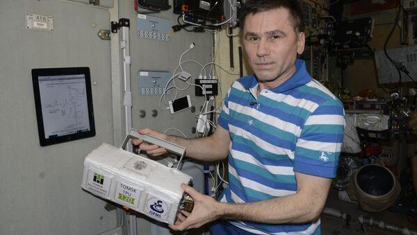 Институт физики высоких технологий ТПУ напечатал космический спутник на 3d-принтере