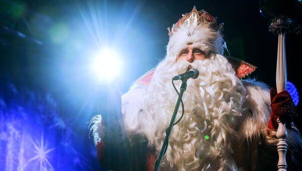 Всероссийский Дед Мороз. Архивное фото