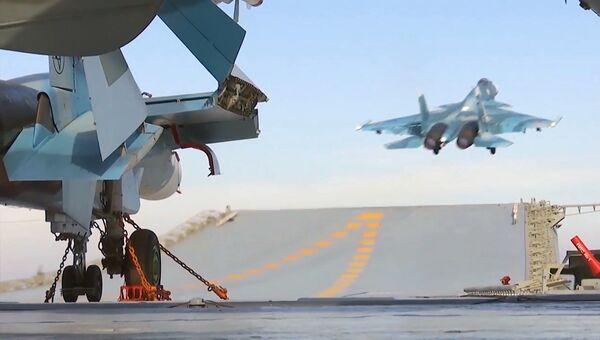 Российские ВКС в Сирии. Архивное фото