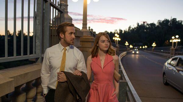 Кадр из фильма Ла-ла-лэнд(2016)