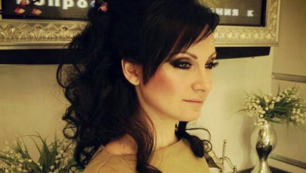 Жанна Роштакова. Архивное фото