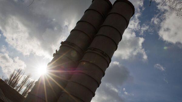 Зенитный ракетный комплекс. Архивное фото