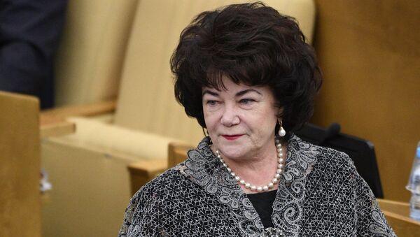 Председатель комитета Государственной Думы РФ Тамара Плетнева. Архивное фото
