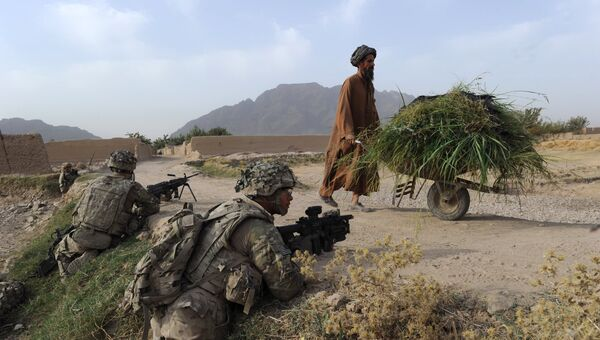Американские военные в Афганистане, 2011 год