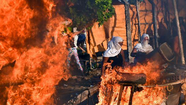 Акции протеста в Бразилии против перевода заключенных из одной тюрьмы в другую