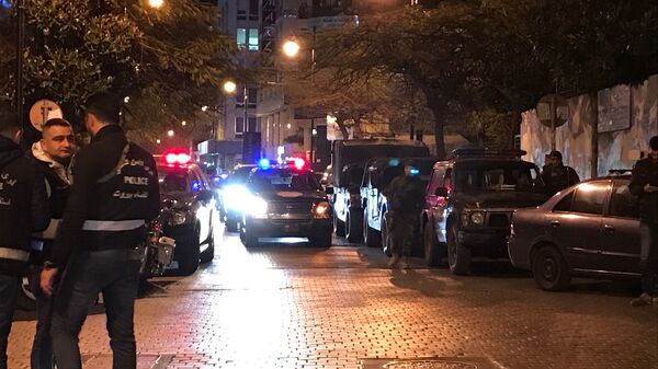 Ливанская полиция