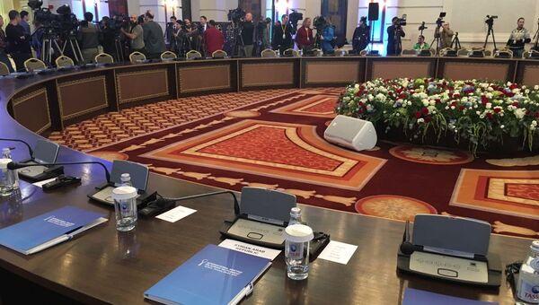 Переговоры о будущем Сирии в Астане, Архивное фото