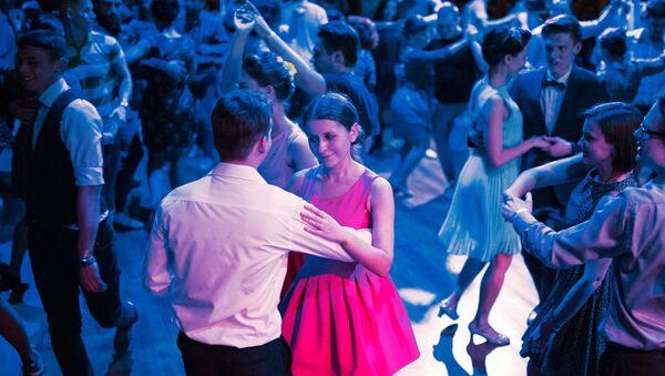 Танцы. Архивное фото