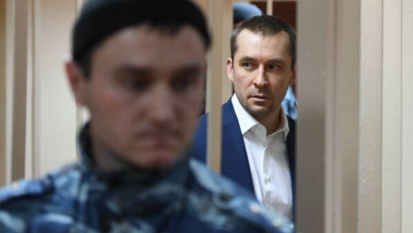 Ходатайство следствия о продлении срока ареста Дмитрию Захарченко