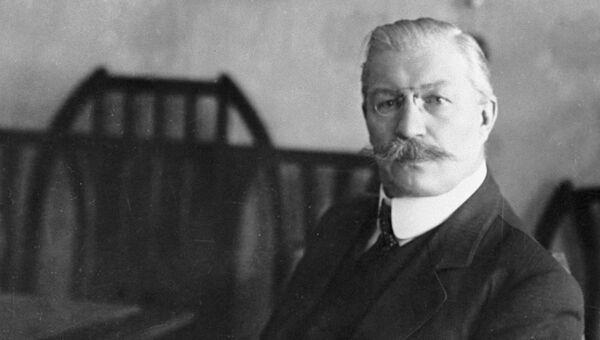 Павел Николаевич Милюков. Архив