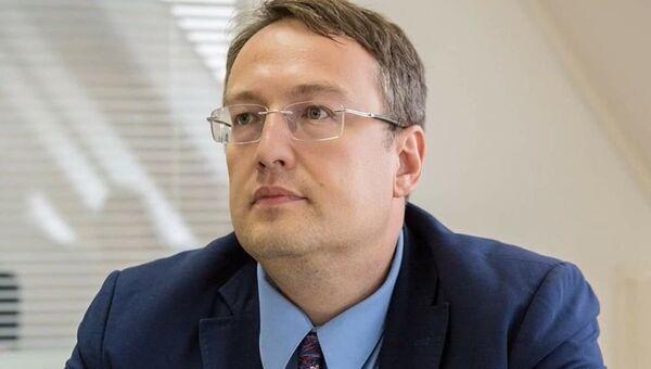 Депутат Верховной рады Антон Геращенко. Архивное фото