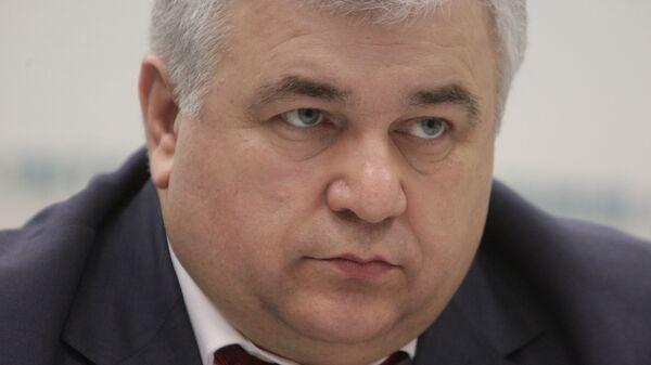 Депутат Госдумы Казбек Тайсаев (КПРФ)