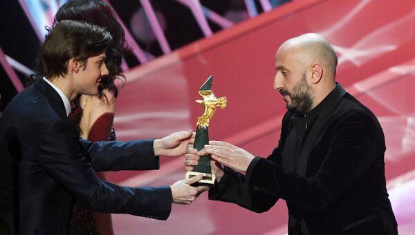Вручение Национальной кинематографической премии Золотой Орел. Архивное фото