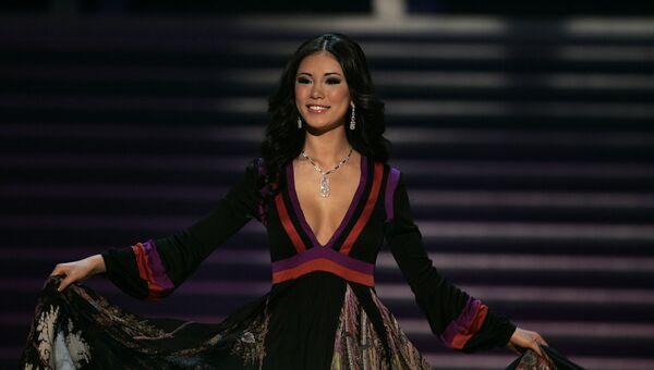 Риё Мори (Япония) - Мисс Вселенная 2007