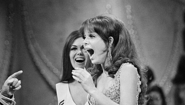 Марисоль Маларет - Мисс Вселенная 1970