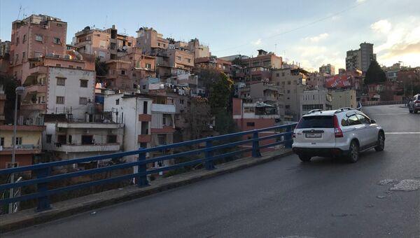Город Бейрут. Архивное фото