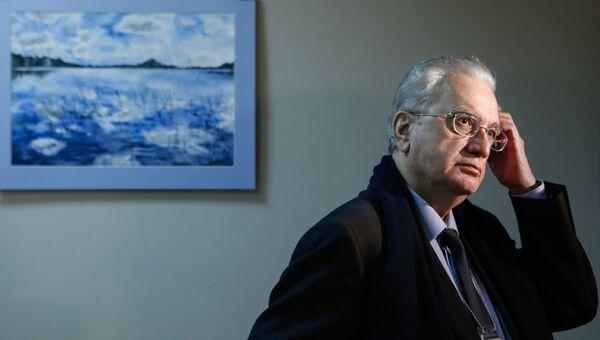 Генеральный директор Государственного Эрмитажа Михаил Пиотровский. Архивное фото.