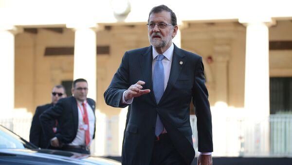 Премьер-министр Испании Мариано Рахой Брей. Архивное фото