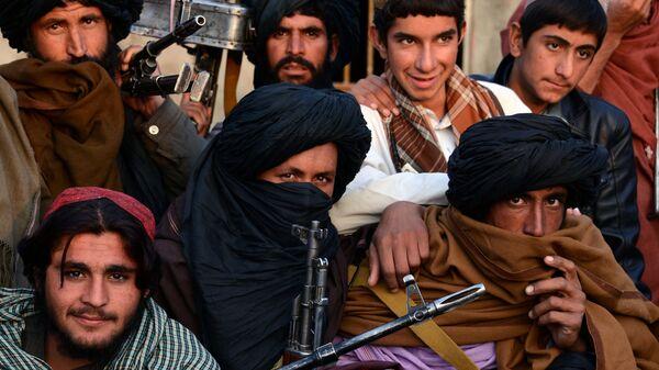 Члены движения Талибан