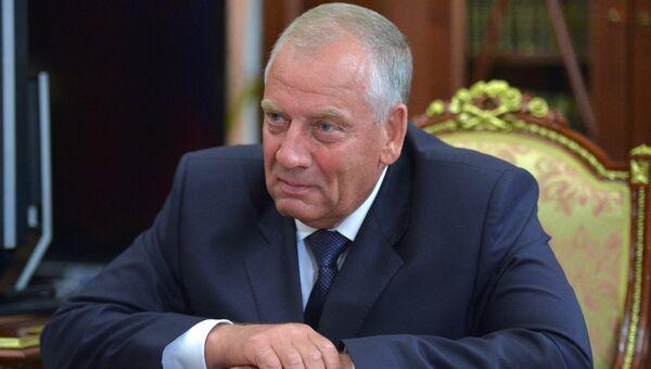 Бывший Новгородский губернатор Сергей Митин. Архивное фото