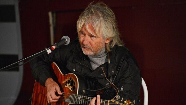 Музыкант Вячеслав Малежик. Архивное фото