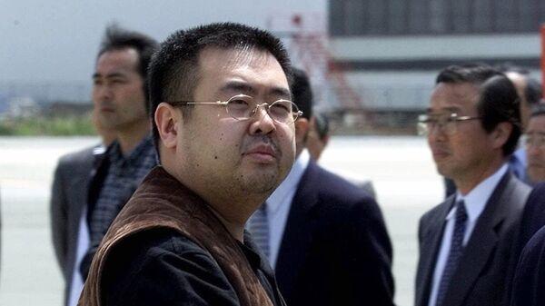 Ким Чен Нам. Архивное фото