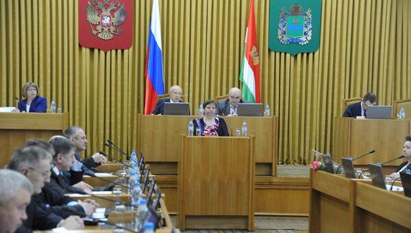 Калужские депутаты одобрили дополнительные льготы предприятиям региона