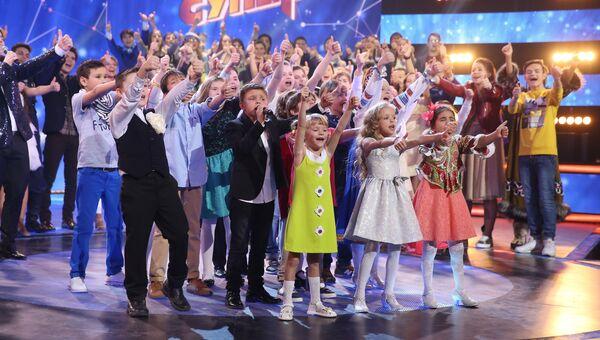 Певица Ёлка пригласила вокалистов из шоу Ты супер! на свой концерт