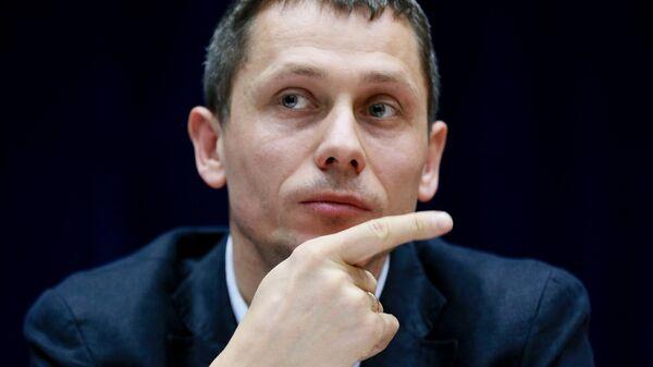 Юрий Борзаковский на пресс-конференции по итогам заседания Президиума ВФЛА