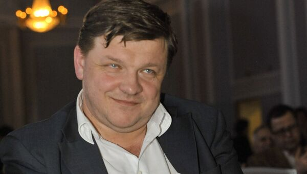 Продюсер проекта Жди меня Сергей Кушнерев