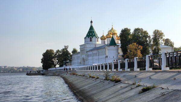Кострома. Архивное фото