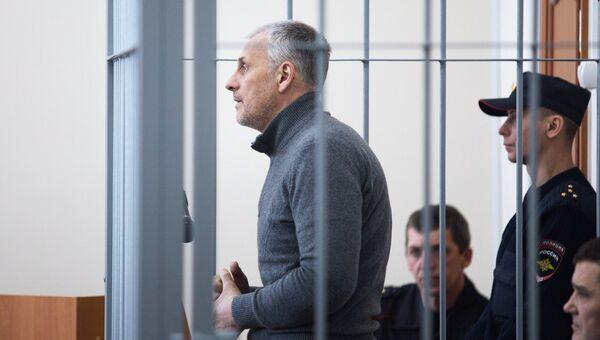 Бывший губернатор Сахалинской области Александр Хорошавин. Архивное фото