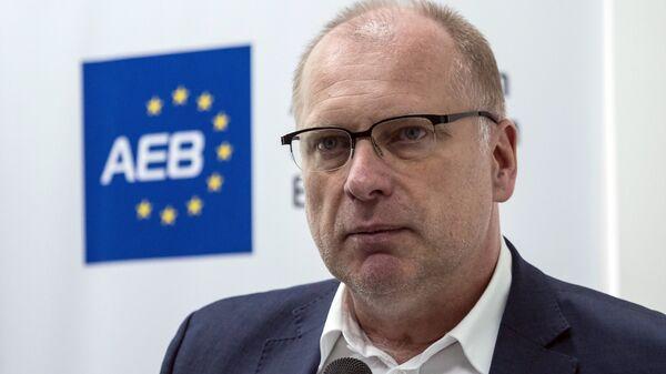 Генеральный директор Ассоциации европейского бизнеса (АЕБ) в России Франк Шауфф
