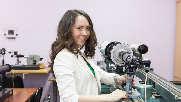 Азалия Саитгаллина, инженер из университета ИТМО