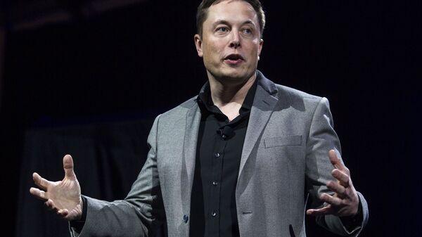 Инженер, предприниматель, изобретатель и инвестор Илон Маск