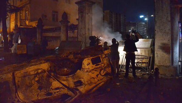 Беспорядки в Батуми