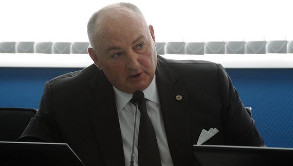 Председатель координационного совета ПАО Акрон Вячеслав Кантор. Архивное фото