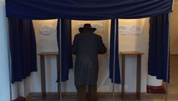 Второй тур парламентских выборов в Абхазии