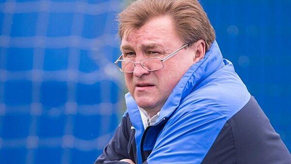 Владимир Казаченок. Архивное фото