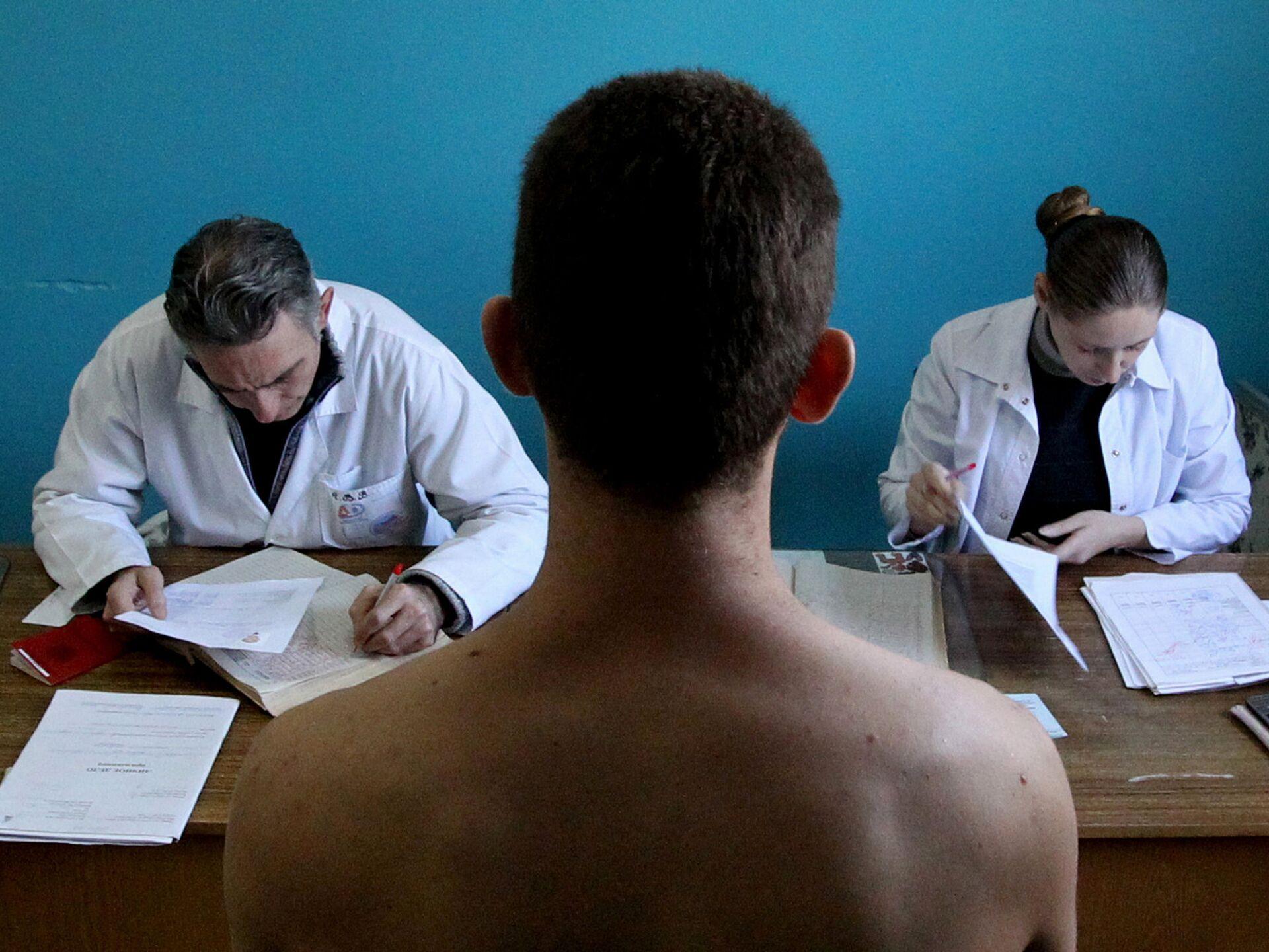 Какие проблемы со здоровьем являются противопоказанием к службе в армии в России
