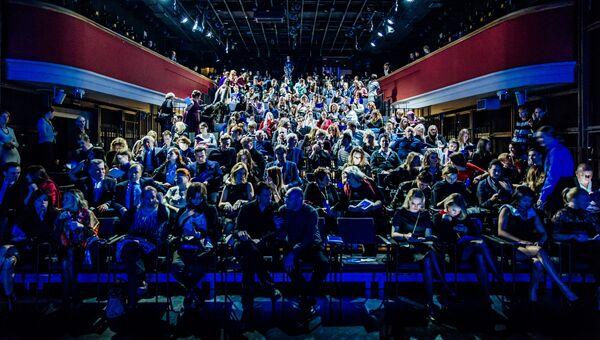 Международный фестиваль современной хореографии Context.Diana Vishneva, ноябрь 2016 год