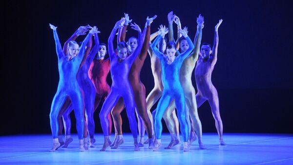 Гала-концерт участников международного фестиваля современной хореографии Context. Диана Вишнева в Гоголь-центре в Москве