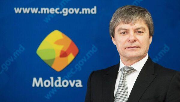 Заместитель министра экономики Молдовы Валерий Трибой. Архивное фото
