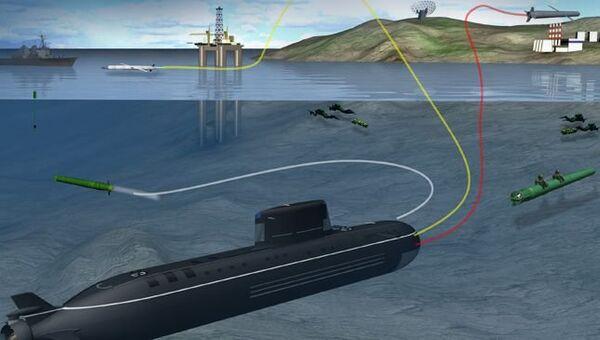 Подводная лодка проекта Пиранья