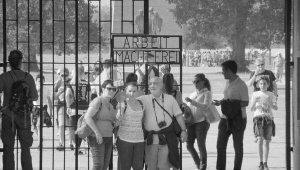 Кадр из документального фильма АУСТЕРЛИЦ