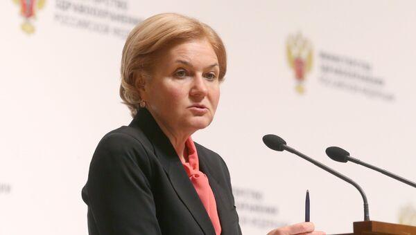 Заместитель председателя правительства РФ Ольга Голодец. Архивное фото