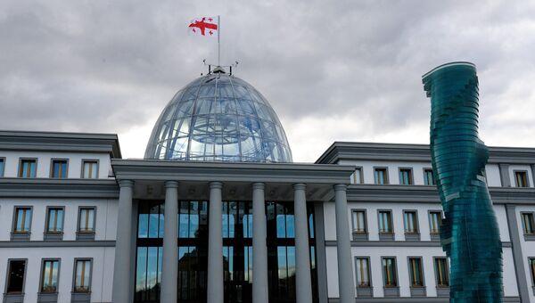 Президентский дворец в Тбилиси, Грузия