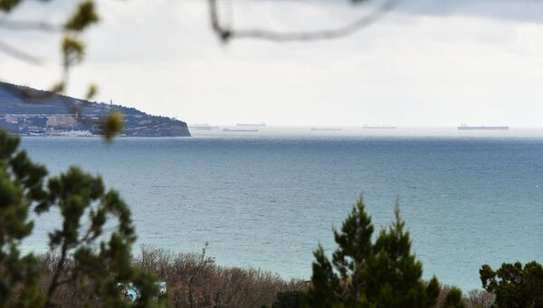 Вид на Черное море. Архивное фото